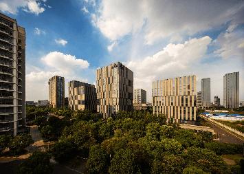 """上海市首批""""服务业集聚区"""""""