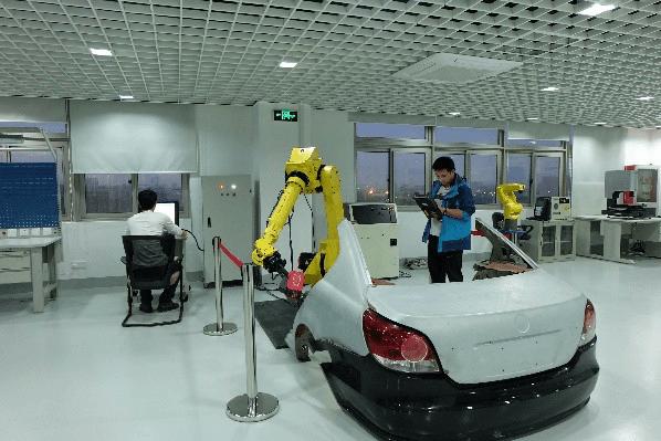 工业机器人在线监测系统
