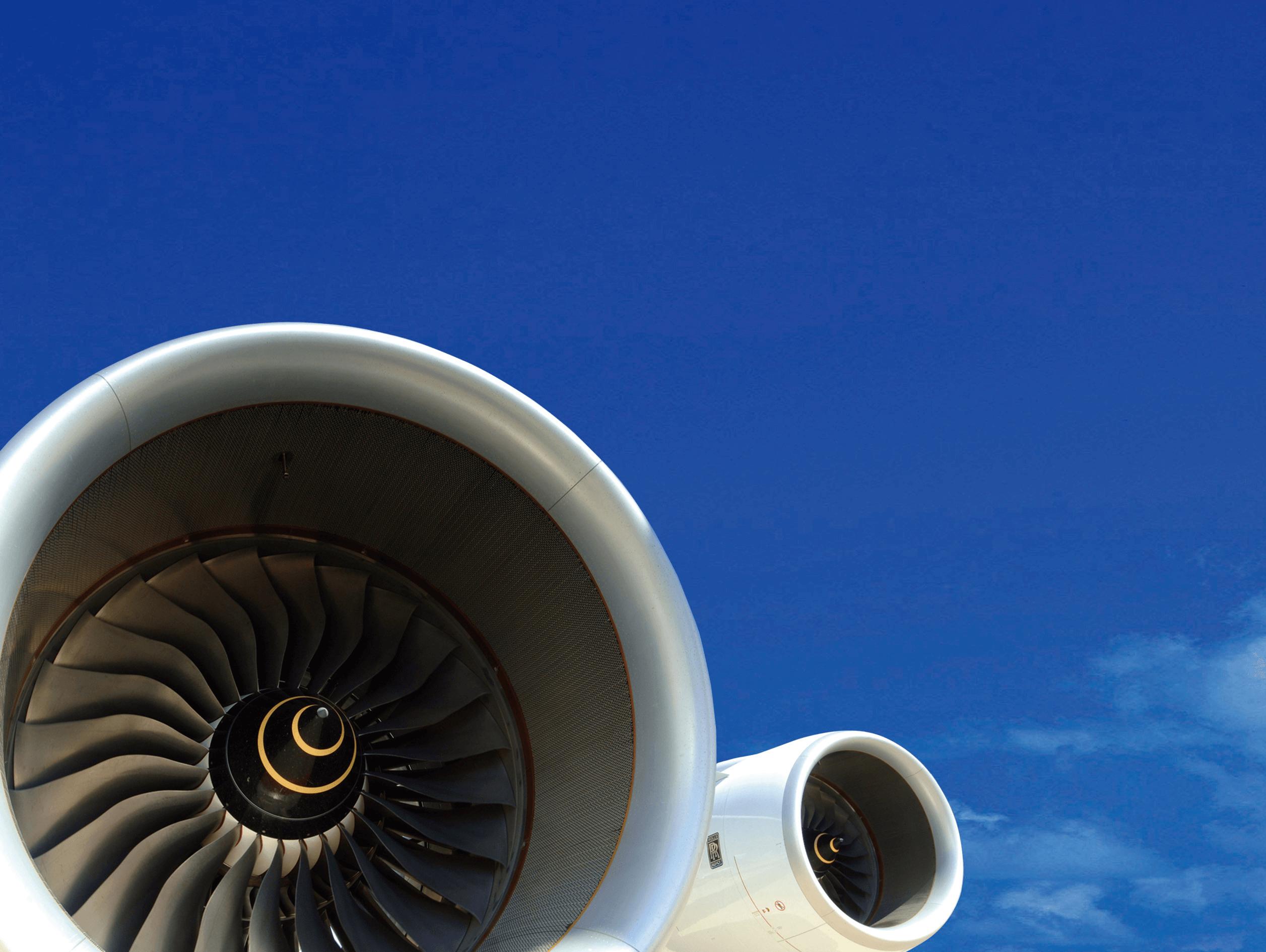 全国首台自主知识产权C919大飞机发动机