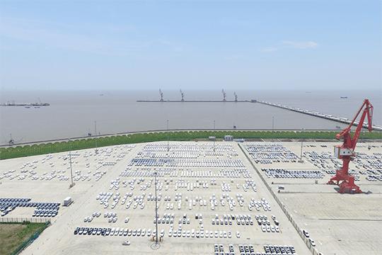 上海南港获批国家一类开放口岸