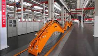 三一重机:自主研发低VOC环保工程机械涂料及涂装工艺