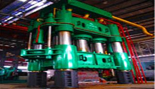昌强重工:国内首台中、高速柴油机全纤维曲轴智能六功位模锻机组