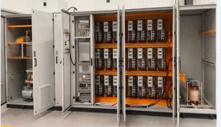 能传电气:国际首台20MW级变频及电能质量综合装置